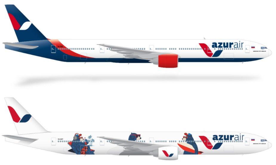 Авиакомпания Azur Air авиабилеты официальный сайт