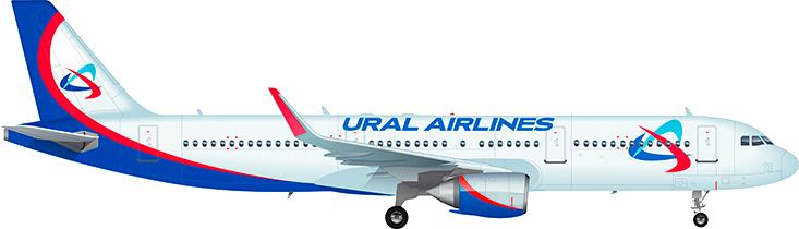 Авиакомпания Ural Airlines авиабилеты официальный сайт
